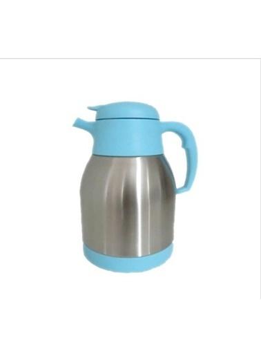 Remetta Caldo 1,5 Litre Çelik Termos - Mavi Mavi